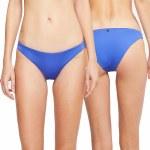 Hurley Womens Mod Surf Bottom Bikini-Racer Blue-S