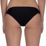 Hurley Quick Dry Surf Bottom Bikini-Black-XL