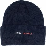 HOWL Mens Journal Beanie-Blue-OS