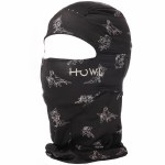 Howl Legacy Facemask-Black Rose-OS