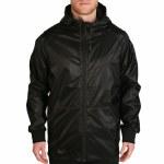 Imperial Motion Welder Nano Cure Technology Windbreaker Jacket-Black-L