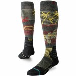 Stance Mens Safety Wire Sock-Black-M