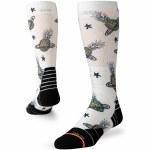 Stance Womens Pineapple Planet Sock-Cream-S