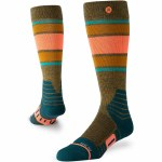 Stance Womens Heroine Sock-Khaki-M