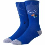 Stance Mens Finding Nemo Sock-Blue-M