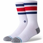 Stance Mens Boyd Sock-Blue-M
