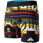 Stance Mens Wholester Crash Underwear-Black-S