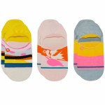 Stance Womens Corita 3 Pack Sock-Multi-M