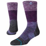 Stance Mens Coulterville Crew Sock-Blue-S