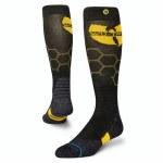 Stance  Wu Tang Hive Sock-Black-M