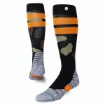 Stance  Praisey Sock-Black-M