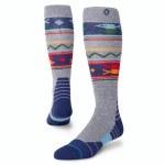Stance  Los Pescados 2 Sock-Grey-L