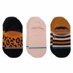 Stance Womens Flawsome 3 Pack Sock-Multi-M