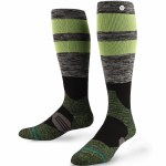 Stance Back Country Stoney Ridge Snow Sock-Lime-L