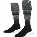 Stance Back Country Pangea Snow Sock Womens-Black-M