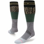 Stance Park Party Mountain Snow Sock Womens-Multi-M