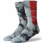 Stance Baker For Life Socks-Grey-M