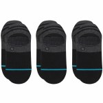Stance Gamut 2 Socks 3 Pack-Black-M