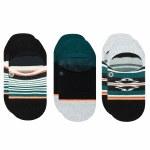Stance Womens Savannah Pack Sock-Multi-S