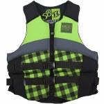 Jetpilot Shane Bonifay Neoprene Life Vest-Black-L
