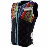 Jetpilot Lady Luck Comp Jacket Womens-Tie Dye-XS