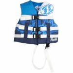 Jetpilot CCGA Pistol Nylon Life Vest Boys-Blue-Child