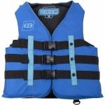 Jetpilot CCGA Strike Nylon Life Vest-Blue-S