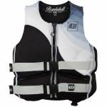 Jetpilot CCGA Bombshell Neoprene Life Vest Womens-Grey-2XL