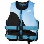 Jetpilot CCGA Bombshell Neoprene Life Vest Womens-Blue-XL