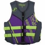 Jetpilot Wildcat Neoprene Life Vest Womens-Purple-XL