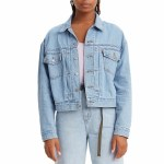 Levis Womens The Heritage Trucker Jacket-Give It Over-XS