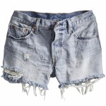 Levi's 501 Denim Short-Waveline-28
