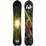 Lib Tech Mens Travis Rice Gold Member FP C2X Snowboard-Assorted-157