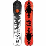 Lib Tech Mens Travis Rice Gold Member FP Split Snowboard-Assorted-159