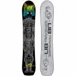 Lib Tech Mens Litigator C3 Snowboard-Assorted-170