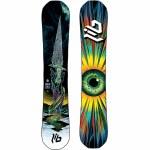 LIB TECH Mens Travis Rice Pro Blunt Snowboard-NA-153