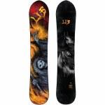 LIB TECH Mens Skunk Ape Snowboard-NA-157
