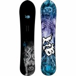 LIB TECH Mens Stump Ape Snowboard-NA-157W