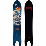 LIB TECH Mens Lost Retro Ripper Snowboard-NA-166