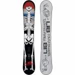 LIB TECH Mens Doughboy Shredder Snowboard-NA-195