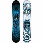 LIB TECH Womens Dynamiss Snowboard-NA-149