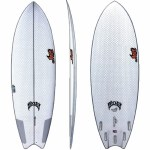 Lib Tech Lost Puddle Fish Surfboard-6