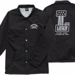 Loser Dealership Coach Jacket-Black-L