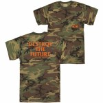 Loser Street Hunter Short Sleeve T Shirt-Camo-M