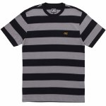 Loser Machine Erickson Short Sleeve Knit T Shirt-Black-XL