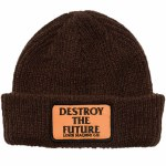 Loser Machine Token Beanie-Brown-OS