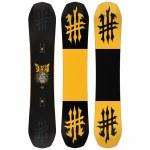 Lobster Mens Halldor Pro Snowboard-Assorted-156W