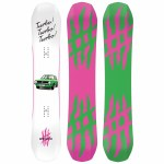 Lobster Mens The Stomper Snowboard-Assorted-156
