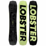 Lobster Mens Driver Snowboard-Assorted-154