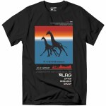 LRG Runners Tee Short Sleeve T Shirt-Black-M